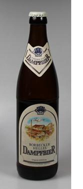 Borbecker Helles Dampfbier | Der Bierblog